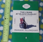 The Crime At Black Dudley (By Margaret Allingham)