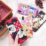 เคสนิ่ม ลายการ์ตูน Disney iPhone 6/6S