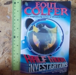 Half Moon Investigation (By Eoin Colfer)