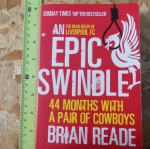 An Epic Swindle (Non-Fiction/ Sport)