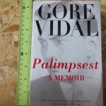 PALIMPSEST: A Memoir (By Gore Vidal)