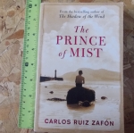 The Prince of Mist (By Carlos Ruiz Zafon)