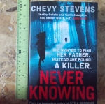 Never Knowing (By Chevy Stevens)