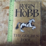 The Golden Fool (By Robin Hobb)