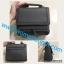 กระเป๋าหนังแสควร์สีเทา thumbnail 14