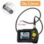 "Endoscope (กล้องตรวจสอบในท่อ หรือกล้องงู) ขนาดเส้นผ่านศูนย์กลางท่อ 8.2mm ยาว 1 เมตร 2.7"" LCD รุ่น NTS100 ราคาถูก thumbnail 1"