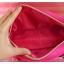 กระเป๋าผ้าซาตินสีชมพู **หมด** thumbnail 5
