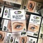 Auswelllife Bilberry 1000 mg. ออสเวลล์ไลฟ์ บิลเบอร์รี่ 60 แคปซูล ราคา 1,300 บาท ส่งฟรี EMS