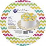 Wilton Cake BRD 3CT Asst Brights (2104-7024)