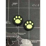 ซิลิโคนอนาล็อกตีนแมวแบบเล็ก (XboxOne Switch) - สีเขียว