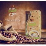 Amado Wachi Coffee กาแฟ อมาโด้ วาชิ บรรจุ 12 ซอง 1กล่องๆละ 500 บาท ส่งฟรี ลงทะเบียน