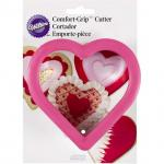 Wilton Comfort Grip Heart (2310-616)