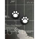 ซิลิโคนอนาล็อกตีนแมวแบบเล็ก (XboxOne Switch) - สีขาว