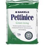 ฺBakel ฟองดองน้ำตาลปั้นสีเขียว 375g