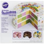 Wilton Checkerboard Cake Set (2105-9961)