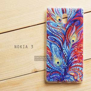 เคส Nokia 3 เคสนิ่ม TPU พิมพ์ลาย แบบที่ 7
