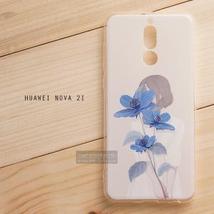 เคส Huawei NOVA 2i เคสนิ่ม TPU พิมพ์ลาย แบบที่ 16