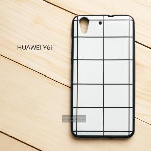 เคส Huawei Y6II เคสนิ่มพิมพ์ลาย (ขอบดำ) แบบที่ 1