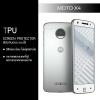 ฟิล์มกันรอย Moto X4 แบบใส (วัสดุ TPU)