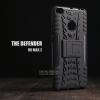 เคส Xiaomi MI MAX 2 เคสบั๊มเปอร์ กันกระแทก Defender (พร้อมขาตั้ง) สีดำ
