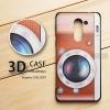 เคส Huawei GR5 2017 เคสนิ่มสกรีนลาย 3D (ขอบดำ) ลายที่ 13