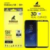 Gorilla 3D FULL CURVED - กระจกนริภัย Samsung Galaxy S8,S8 Plus [เต็มจอ]