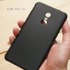 เคส Xiaomi Redmi Note 4X เคสนิ่ม ขอบกันกระแทก เกรดพรีเมี่ยม สีเรียบ สีดำ