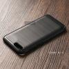 เคส Xiaomi MI 6 เคส Hybrid + ขอบกันกระแทก ลดรอยนิ้วมือบนเคส สีดำ (BLACK BUMPER)