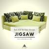 โซฟาเบด 4ชิ้น 360cm รุ่น Jigsaw