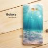 เคส Samsung Galaxy A9 / A9 Pro เคสนิ่ม TPU พิมพ์ลาย แบบที่ 2 (ครอบคลุมกล้องยิ่งขึ้น)