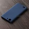 เคส Vivo X5L เคสแข็งสีเรียบ คลุมขอบ 4 ด้าน สีน้ำเงิน