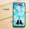 เคส Huawei GR5 2017 เคสนิ่ม TPU พิมพ์ลาย (ขอบดำ) ลายที่ 10