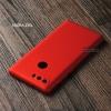 เคส Nubia Z17s เคสแข็งสีเรียบ (ผิวด้าน) สีแดง