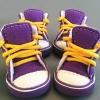 รองเท้าสุนัข รองเท้าแมว พื้นกันลื่น (4 ข้าง)