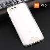 เคส Xiaomi MI 6 เคส Hybrid ฝาหลังอะคริลิคใส ขอบยางกันกระแทก สีใส
