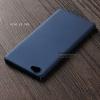เคส Vivo X5 Pro เคสแข็งสีเรียบ คลุมขอบ 4 ด้าน สีน้ำเงิน