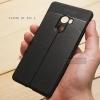 เคส Xiaomi Mi Mix 2 เคสนิ่ม Hybrid เกรดพรีเมี่ยม ลายหนัง (ขอบนูนกันกล้อง) แบบที่ 2 (มีเส้นตรงกลาง)