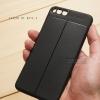 เคส Xiaomi Mi Note 3 เคสนิ่ม Hybrid เกรดพรีเมี่ยม ลายหนัง (ขอบนูนกันกล้อง) แบบที่ 2 (มีเส้นตรงกลาง)