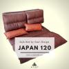 โซฟาเบดสไตล์ญี่ปุ่น 120cm