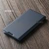 เคส Xiaomi Mi Mix 2 เคสฝาพับเกรดพรีเมี่ยม (เย็บขอบ) พับเป็นขาตั้งได้ สีกรมท่า