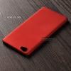 เคส Vivo X5 Pro เคสแข็งสีเรียบ คลุมขอบ 4 ด้าน สีแดง