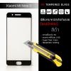(มีกรอบ) กระจกนิรภัย-กันรอยแบบพิเศษ (Xiaomi Mi Note 3) ความทนทานระดับ 9H สีดำ