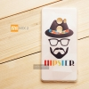 เคส Xiaomi Mi Mix 2 เคสนิ่มพิมพ์ลาย แบบที่ 3 HIPSTER