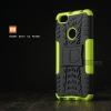 เคส Xiaomi Redmi Note 5A Prime เคสบั๊มเปอร์ กันกระแทก Defender (พร้อมขาตั้ง) สีเขียวอ่อน