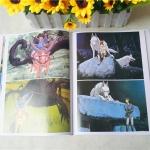 Preorder ชุดของขวัญ Totoro Miyazaki moto โปสการ์ด CD โปสเตอร์ photobook