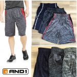 AND1 Men's Fundamentals Shorts