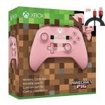 Xbox One S - Minecraft Pig (Gen 3)(Wireless & Bluetooth) (Warranty 3 Month)