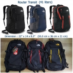 TNF Router Transit