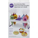 Wilton decorating bag holder (417-1186) / DECORATE SMART PIPING AND DECORATING BAG HOLDER