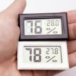 เครื่องวัดความชื้น มินิ ไฮโกรมิเตอร์ (Mini Hygrometer )